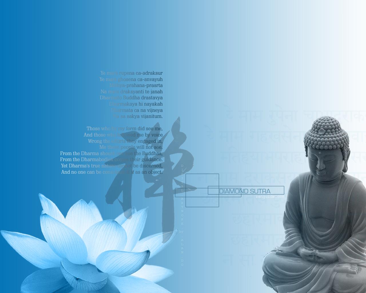 Buddha Zen Wallpaper Desktop